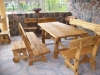 Ąžuolinių baldai