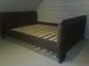 Ąžuolinė lova ,,Senovinė