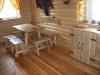 Ąžuoliniai priepirčio baldai
